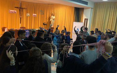 """""""DALE LA VUELTA A LAS COSAS"""" Encuentro de delegados y delegadas 2018/2019"""
