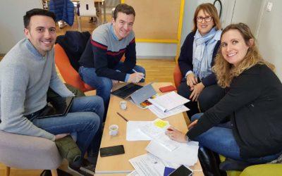 Proyecto Eteen: Segundo encuentro de profesores en Niza, Francia.