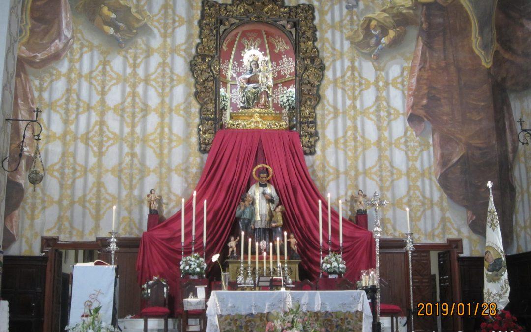 Fiesta de San Juan Bosco 2019