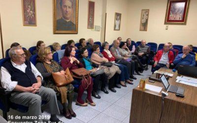 Crónicas parroquiales – marzo y abril 2019
