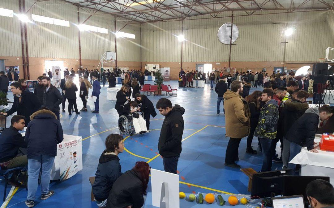 Finaliza la II Exposición de la Formación Profesional