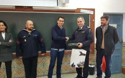 Antonio Gómez Otero, Ganador provincial del Concurso Literario Carta a un Militar