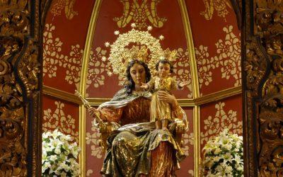 Programa de Actos y Cultos en honor a María Auxiliadora
