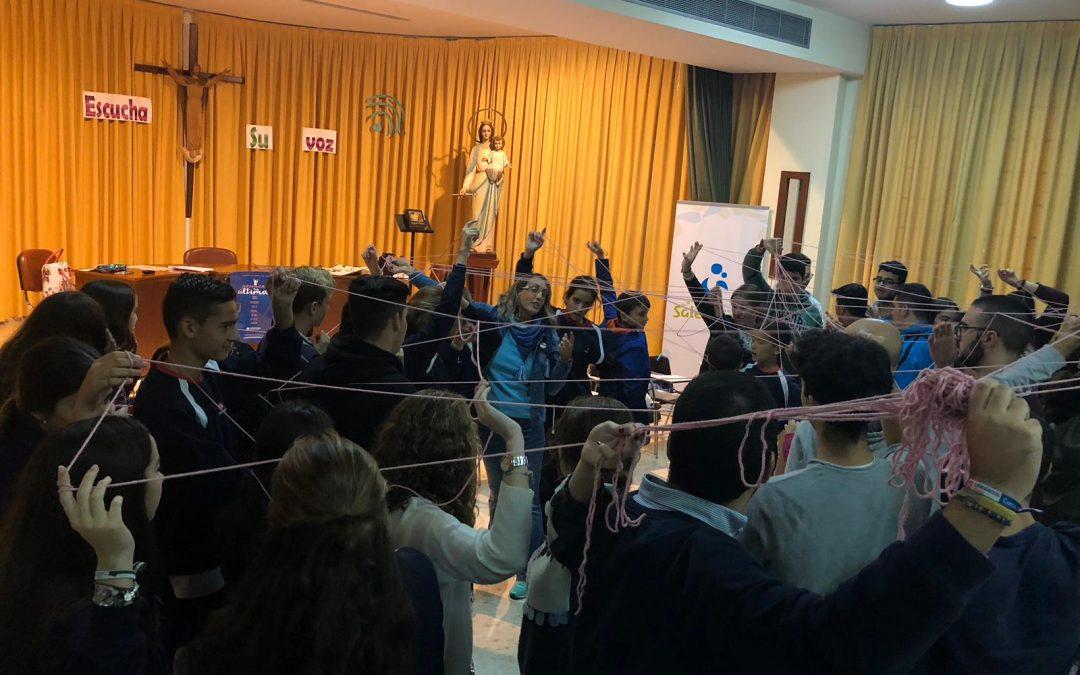 «DALE LA VUELTA A LAS COSAS» Encuentro de delegados y delegadas 2018/2019