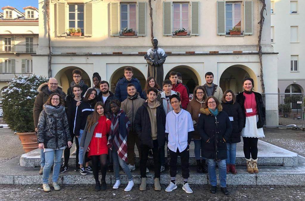 Encuentro en Valdocco gracias a Erasmus+