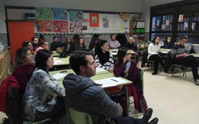 Inauguración de la escuela de padres en metodología ABN