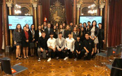 Encuentro en Bilbao para el proyecto Erasmus «EntreApp»