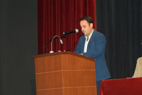 Acto Apertura FP 010 - STRI-Juan Jiménez de Reyna