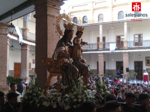 75 aniversario María Auxiliadora